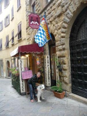 Pizzeria alla Vecchia Maniera, Volterra