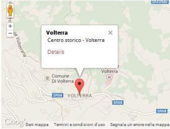 Centro storico_Volterra