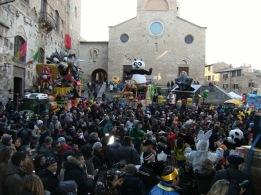 S. Gimignano Carnival