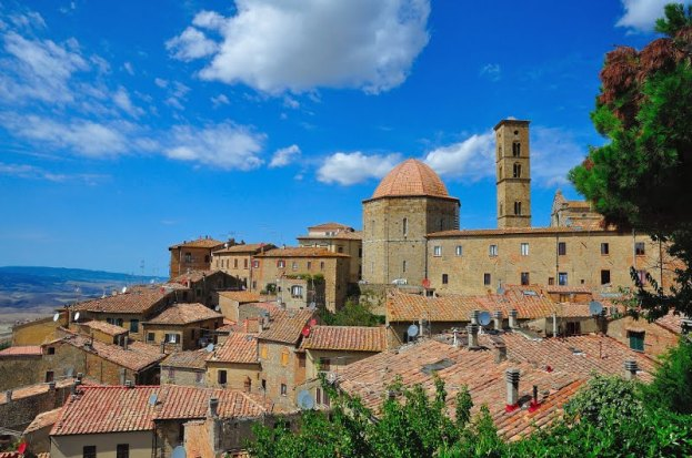 View over Volterra