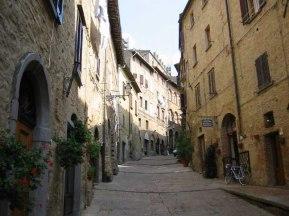 Centro storico-Volterra