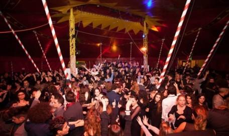La notte dei Priori -Silvester party